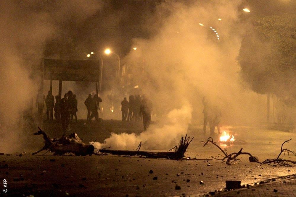 تونس، احتجاجات، الفقر، البطالة