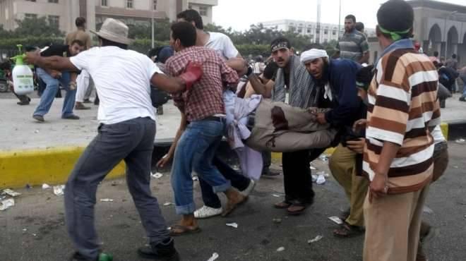 إصابات، مصابون، ثورة 25 يناير، عنف الشرطة