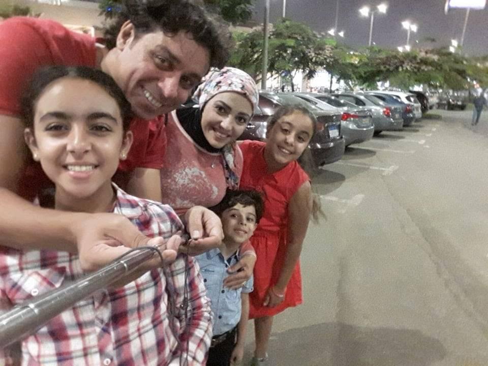 هبة عيد من مصر لم يسمح لها أهلها بدراسة الغناء والموسيقى
