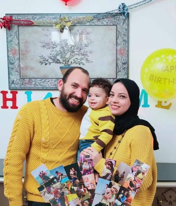 إسراء سيد من مصر تحدت عائلتها ودرست الهندسة المدنية