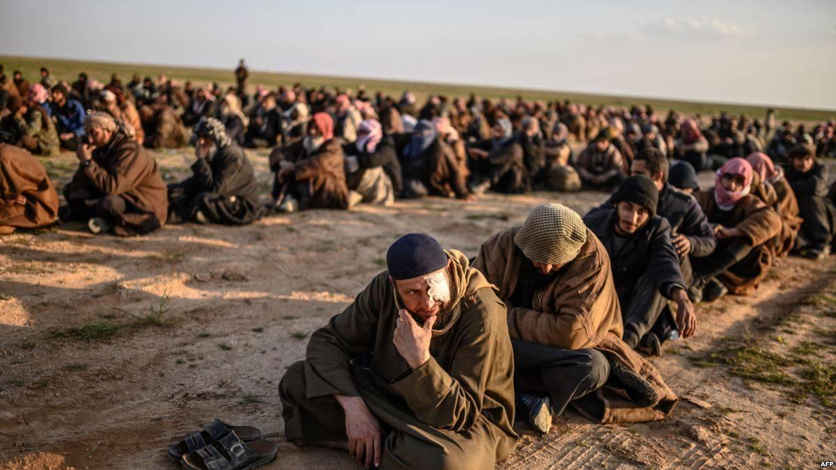المغاربة الذين قاتلوا في صفوف داعش