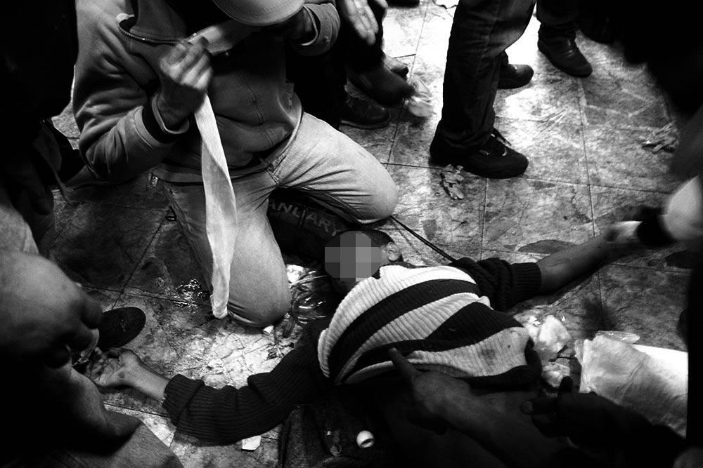 إصابات، مصابون، ثورة 25 يناير