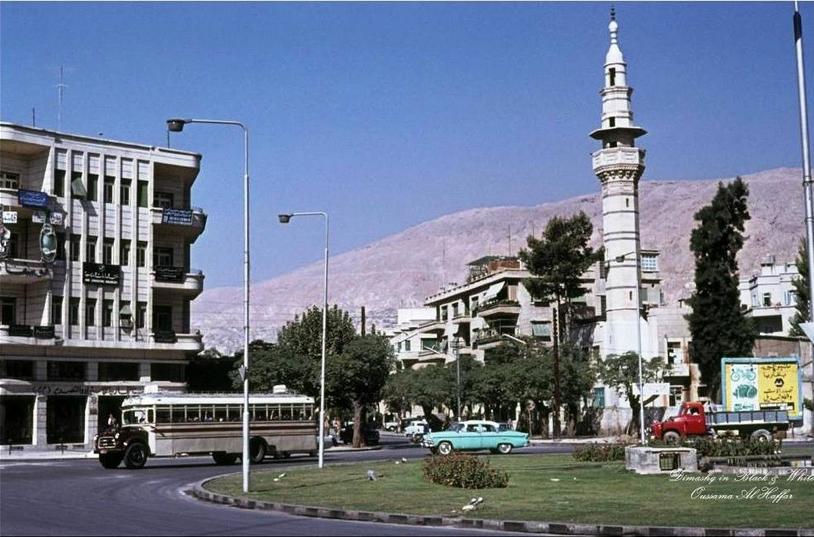 ساحة السبع بحرات عام 1963
