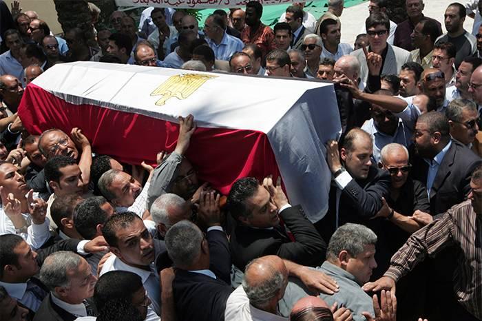 مأتم أشرف مروان في 1 يوليو 2007